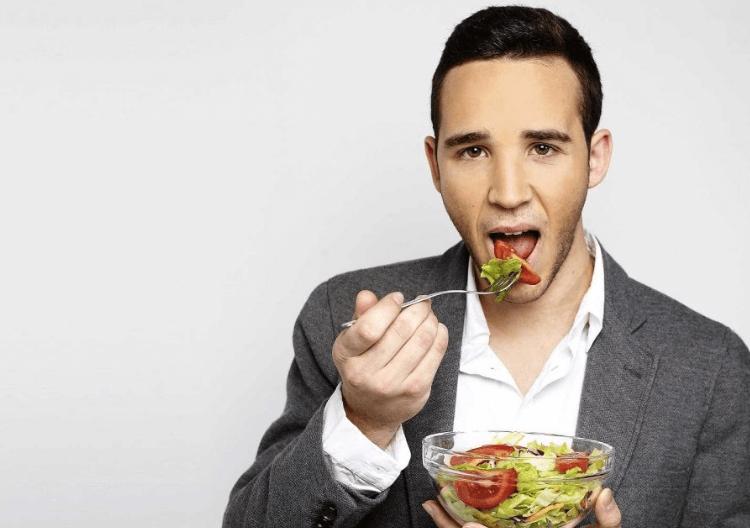 comer despacio equivale tener buena digestión