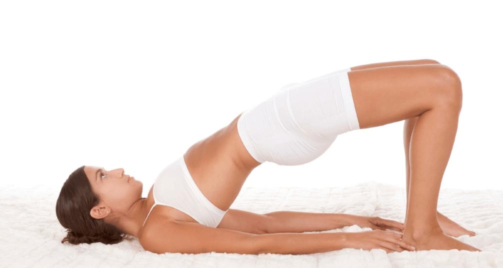 posturas de yoga para gases
